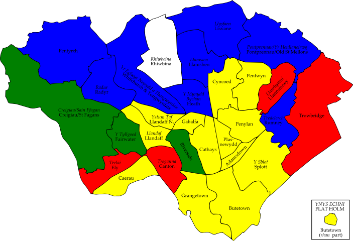 2008 Cardiff Council election